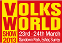 VolksWorld Show Sandown Park Race Course 2013