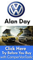 VW California & California Beach try before you buy with Alan Day VW