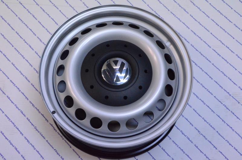 Vw Original Single Steel Wheel 16 Inch One Wheel Only